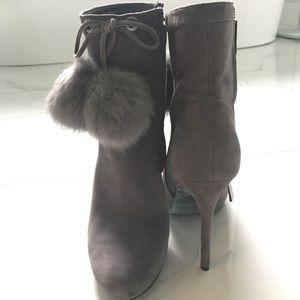 Michael kors ankle boots heels